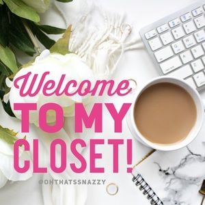💕Welcome to my closet!💕